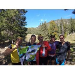 Ingrid si Szaby, campioni nationali la alergare montana lunga distanta
