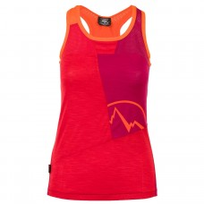 La Sportiva top EARN W (Garent Beet)